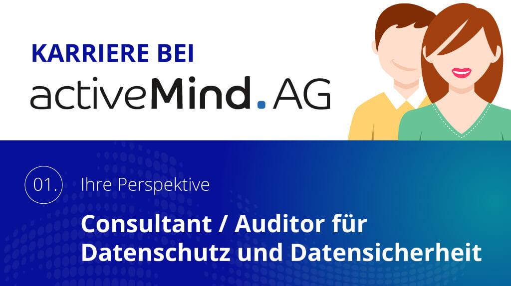 activeMind Karriere-Infografik - Vorschau
