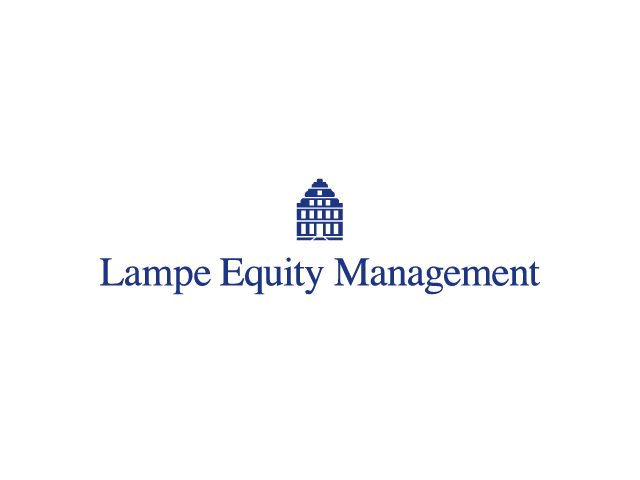 Logo der Lampe Equity Management - Referenzkunde der activeMind AG im Bereich Datensicherheit