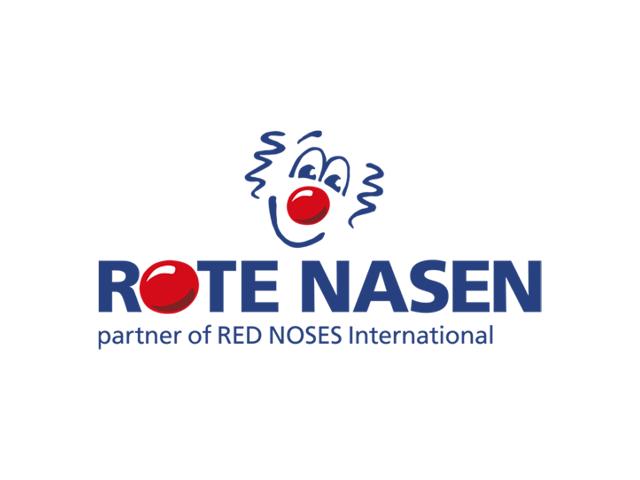 Logo Rote Nasen - Referenzkunde der activeMind AG für Datenschutz